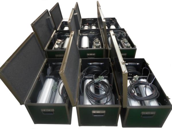 Wojskowy zestaw oświetleniowy Zo-2 zo-4 ZO- 8