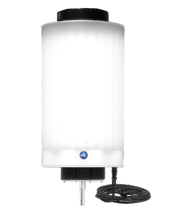 lampa dookólna 360 strażacka